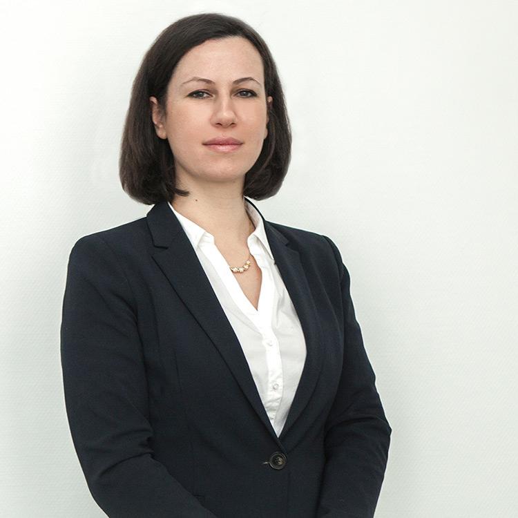 Rym Boukhari, Droit maritime et droit public